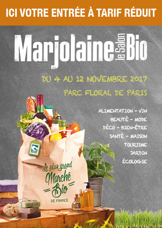 Salon Marjolaine