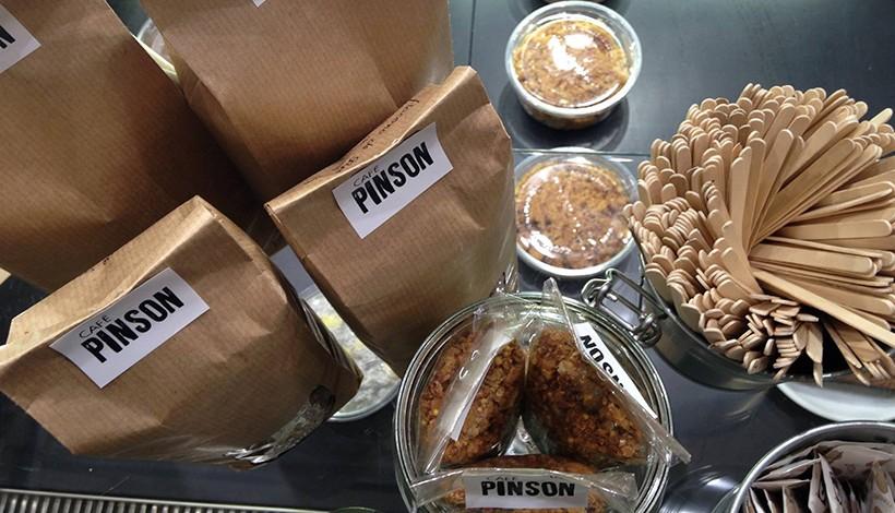 CAFE PINSON 8ème