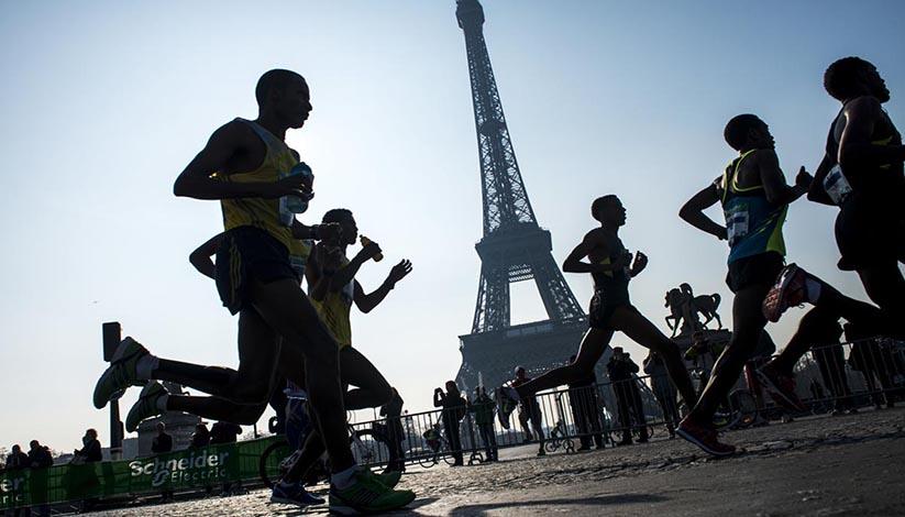 TOPSHOTS-ATHLETICS-FRA-MARATHON-PARIS