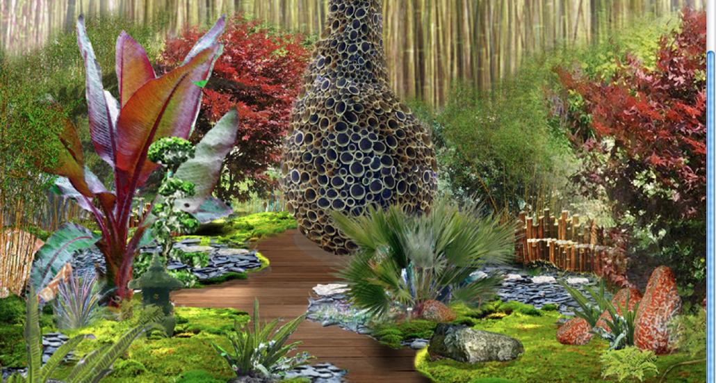 Decoration florale les jardins de babylone paris 75002 for Jardin 75018