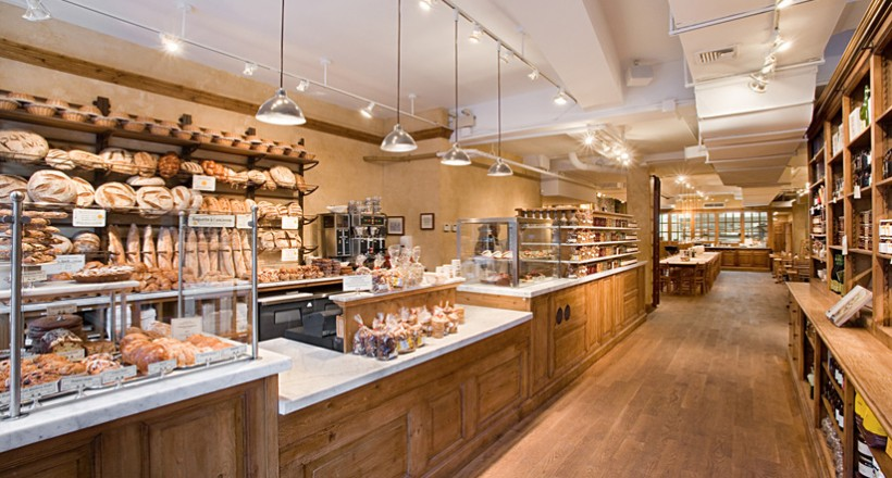 LE PAIN QUOTIDIEN – SAINT HONORE