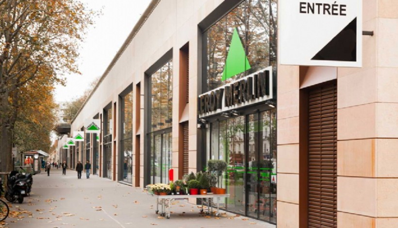 139 Avenue Daumesnil 75012 Paris #3: LEROY MERLIN DAUMESNIL ...