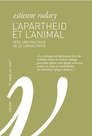 L'APARTHEID DE L'ANIMAL