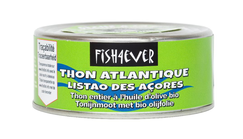 FISH4EVER S'ASSOCIE à BIOCOOP
