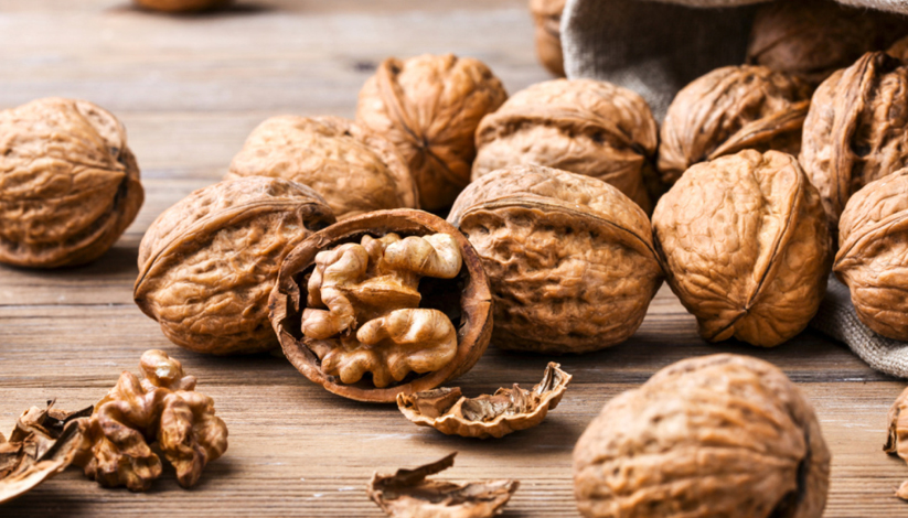 Les bienfaits de la noix
