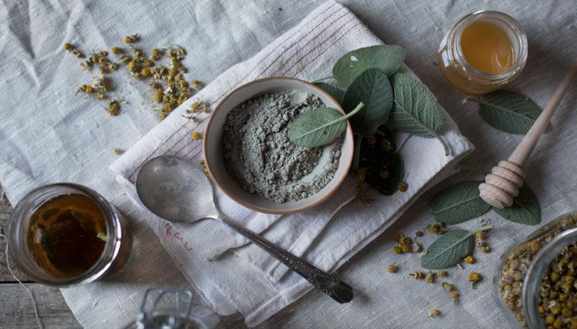 6 secrets beauté avec l'argile verte